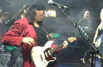 Carmine On Stage